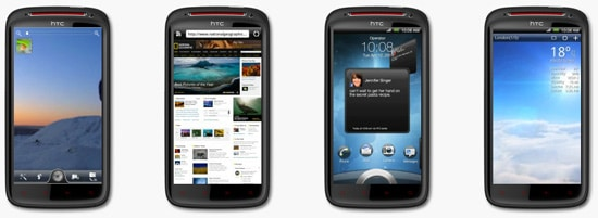 htc sensation xe multimedia
