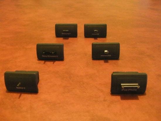 blocs adaptateur