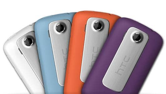 Coques HTC Explorer