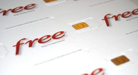 Carte Sim Free Moile