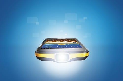 Samsung-Galaxy-Beam projecteur