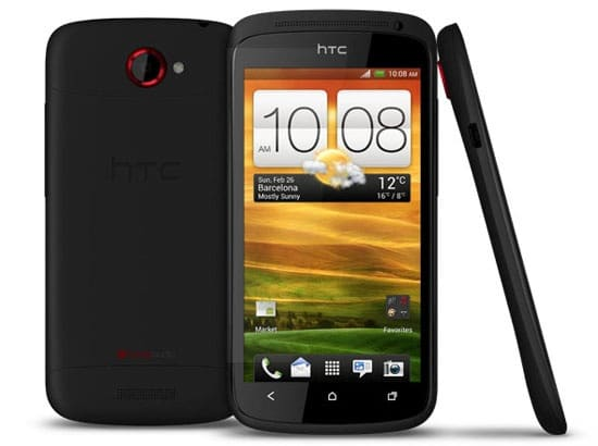 HTC One S sous divers angles