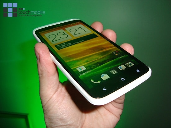 HTC One X prise en main