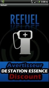 refuel + touchmobile
