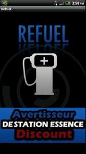 refuel + touchmobile