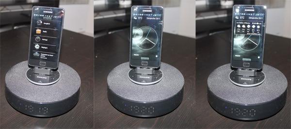 test de la station d 39 accueil philips as111 pour android. Black Bedroom Furniture Sets. Home Design Ideas