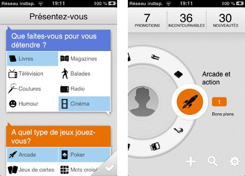 appsfit android iphone application