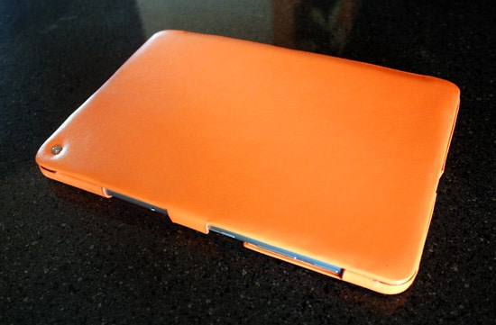 housse noreve galaxy tab 2 orange