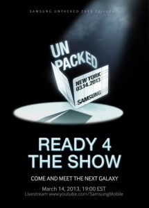 samsung galaxy s 4 unpacked new-york