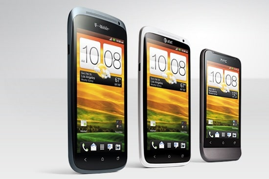 Gamme HTC One 2012