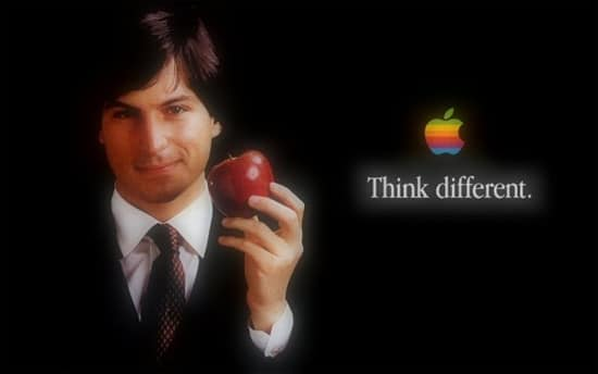 Think different de Steve Jobs prend ici tout son sens.