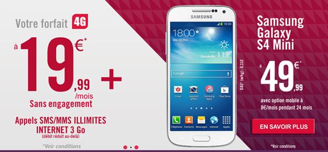 Virgin Mobile Samsung Galaxy S4 Mini 4G