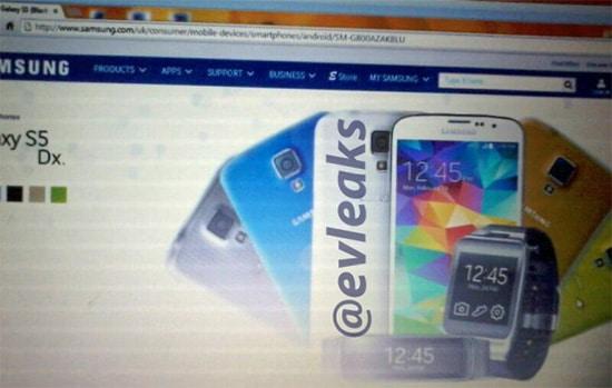 Samsung Galaxy S5 DX