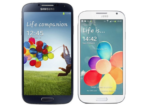Samsung Galaxy S4 vs Samsung Galaxy S4 mini